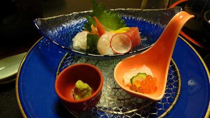 銀波荘食事 (3)
