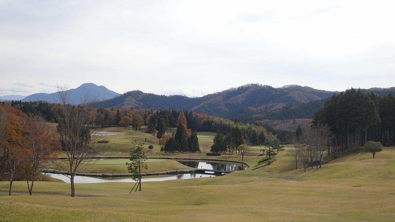 武生カントリークラブ (2017年11月)