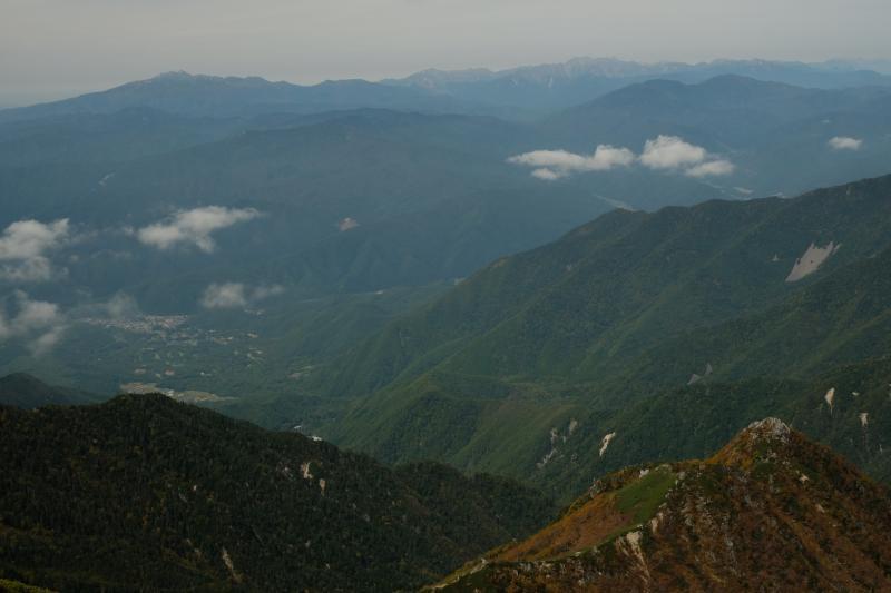 2017103003木曽駒ヶ岳