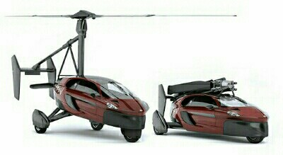 近い未来には個人単位で空を飛ぶ時代がくる?ドローンのタクシー?空飛ぶ自動車?