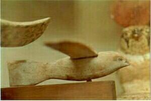 古代エジプトのグライダー