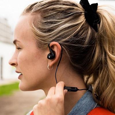 スポーツ時に使いたいワイヤレスイヤホン ローランド Audiofly「AF100W」