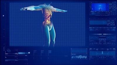 リアルな解剖学ARアプリ「VIRTUALI-TEE」体内が丸見えになるTシャツが話題に