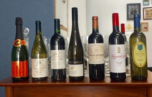 平成31年02月23日ワイン