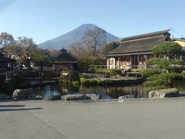 秋の富士五湖周辺観光~忍野八海編~